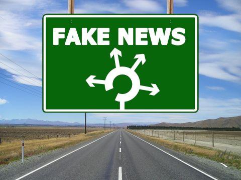 Fake news to nieprawdziwe informacje