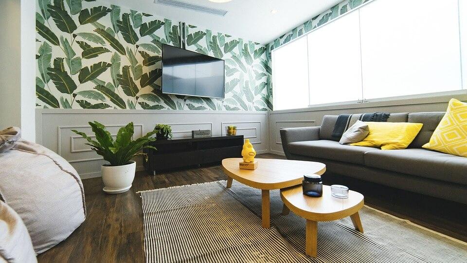 Tania metamorfoza mieszkania