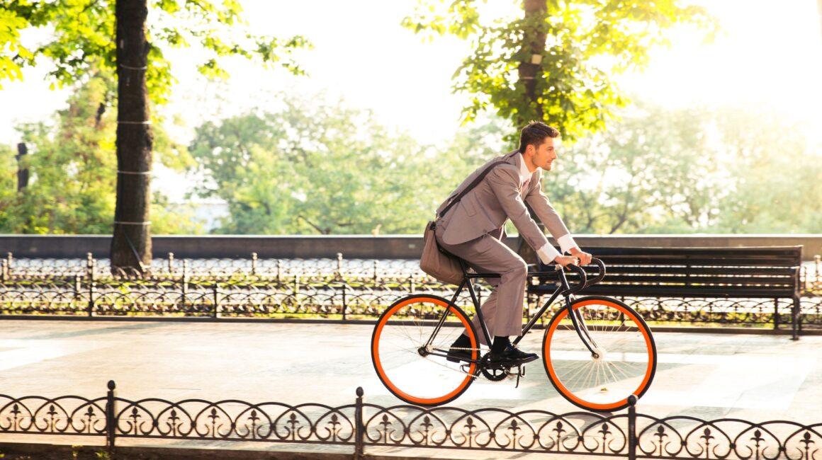idealny rower